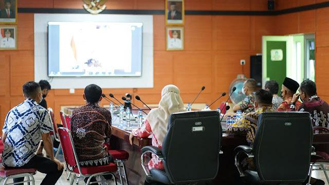 Rencana Pembangunan Bendungan Jelutung, Masuk Agenda Pusat