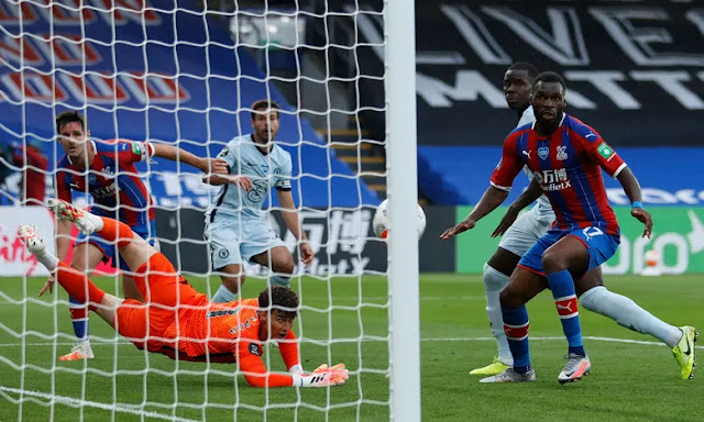 Chelsea destroy Crystal palace dream for top 10