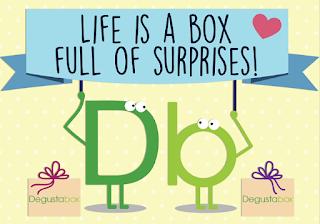 Degustabox pacco sorpresa