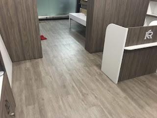 sàn nhựa giả gỗ đẹp