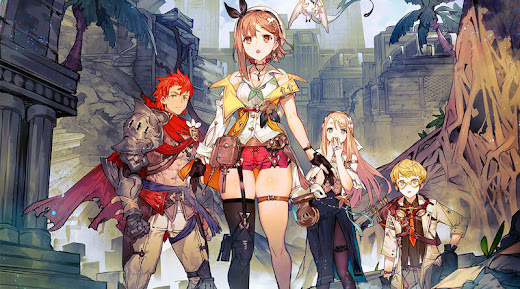 Atelier Ryza 2 Will Feature Environment Puzzles and New Field Actions