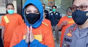 Tejerat Kasus Narkoba, Polisi Telusuri Sumber Sabu yang Digunakan Penyanyi Rinada