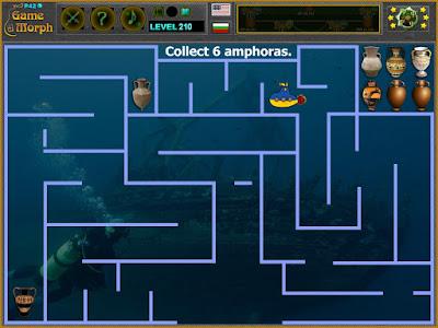 Amphora Maze