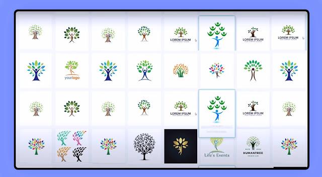 tree-people-logo-design