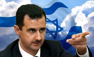 Yahudi & Syiah; Israel Ingin Bashar Assad Tetap Memimpin Suriah