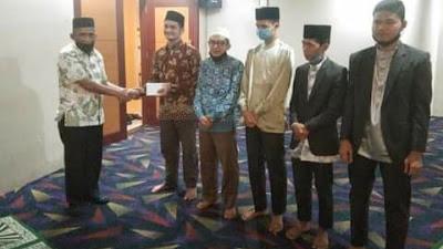 Ahmad HN Asal Pelalawan Berhasil Mengukir Prestasi MTQ Nasional di Sumatera Barat