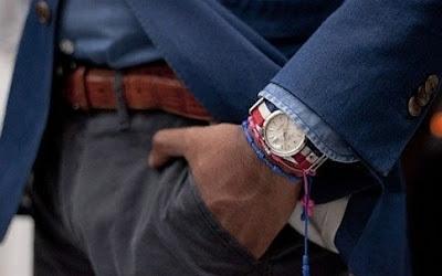 как носить часы с браслетами