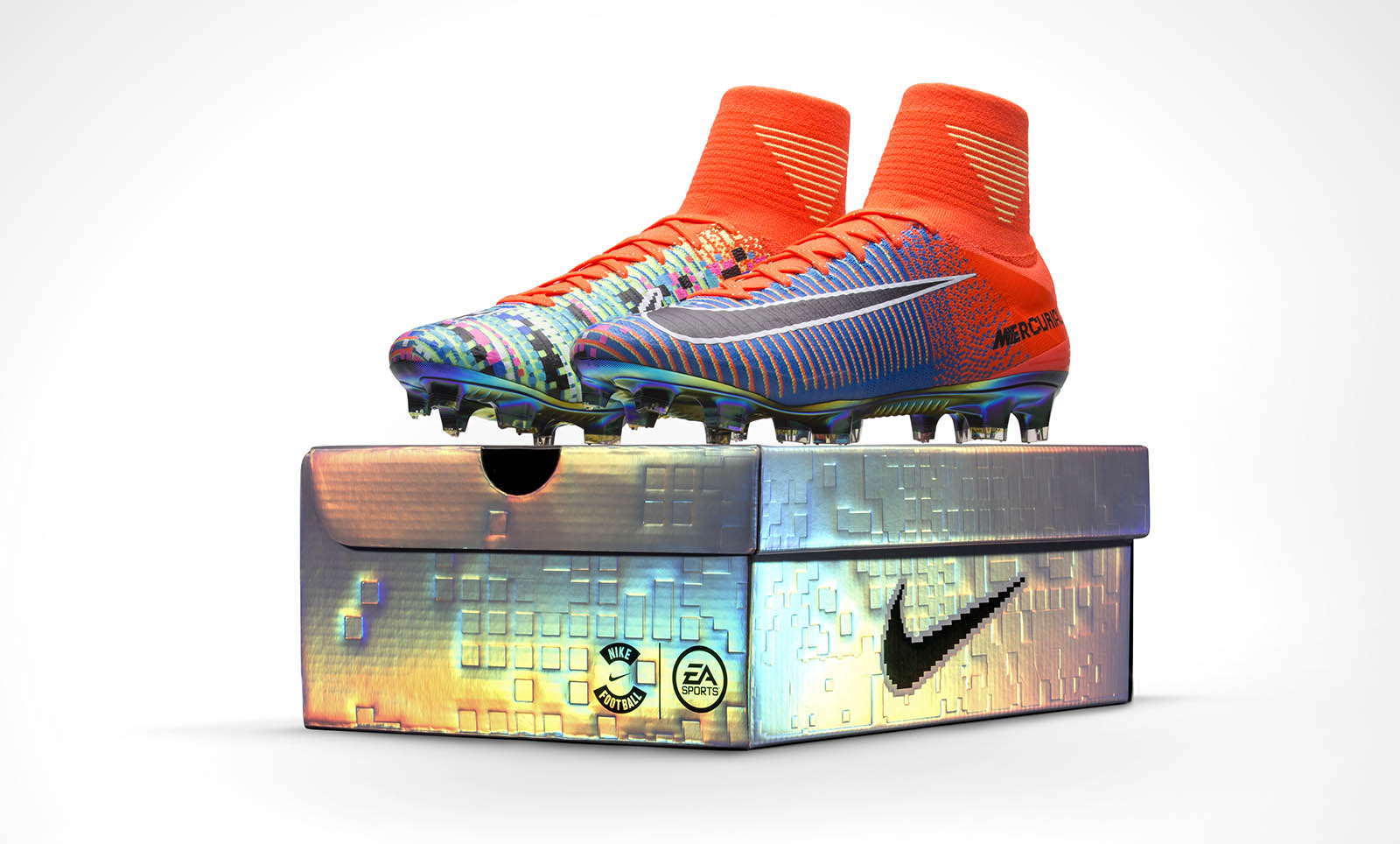 buy popular fc15d c36f1 Nike Phantom Vision EA Sports Boots Leaked - Unboxing Video ...