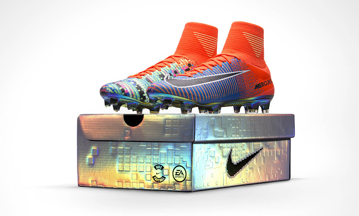 d97549d061e4 Limited Edition Nike Mercurial Superfly x EA Sports Boots Released ...