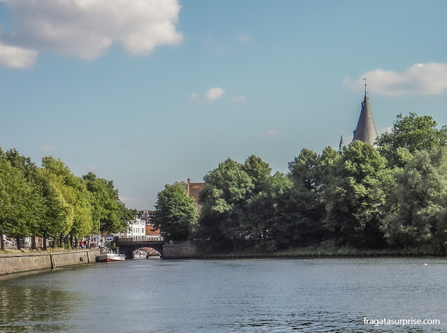 Rio Trave, Lübeck, Alemanha