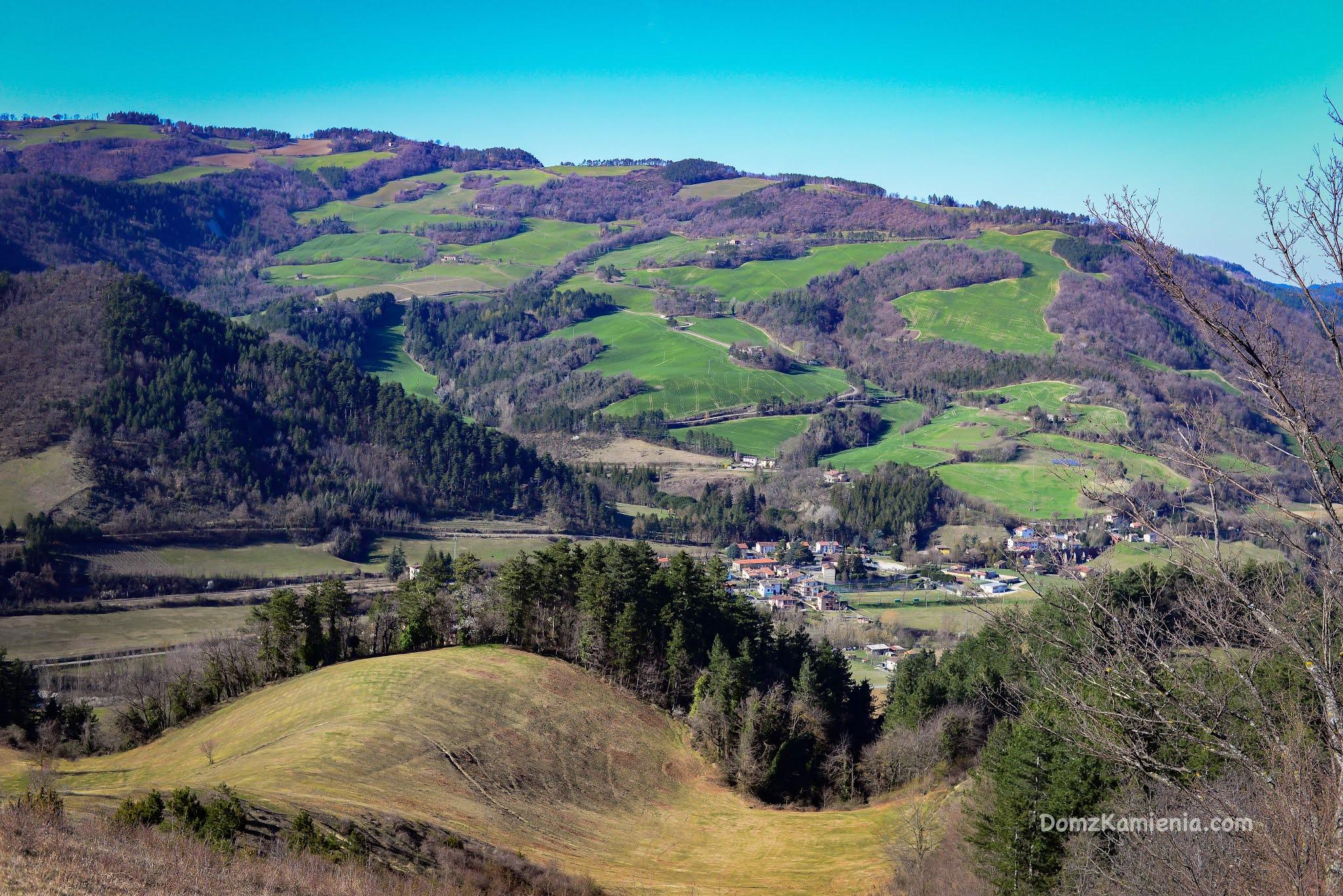 Marradi, Dom z Kamienia blog o życiu we Włoszech