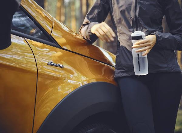 Novo Ford EcoSport Active 2021: primeira foto oficial