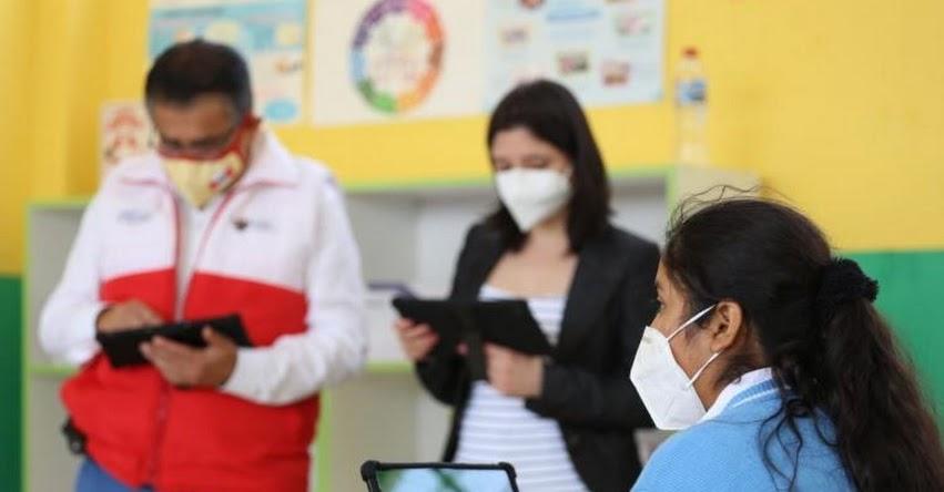 Gobierno Regional de La Libertad distribuirá 57 mil tablets entregados por el MINEDU