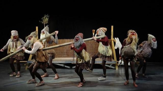 Ακτιβιστές στη Γαλλία ακύρωσαν παράσταση του Αισχύλου στη Σορβόνη - Κατηγορούν τον σκηνοθέτη για ρατσισμό