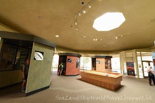 錫安國家公園 Zion National Park, 人類歷史博物館, Zion National Park Human History Museum
