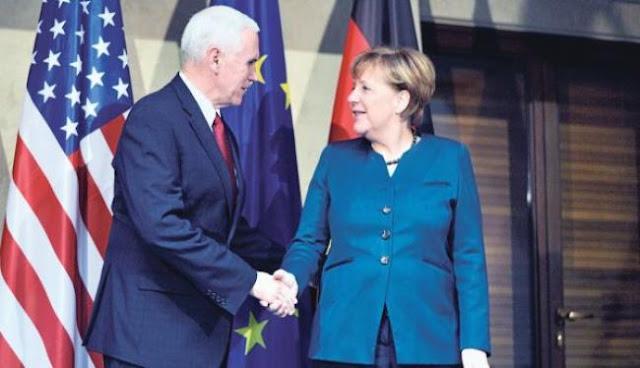 Βόμβα από Μέρκελ στα θεμέλια της ευρωζώνης