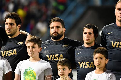 Formación de Argentina XV para enfrentar a Brasil #ARC2018