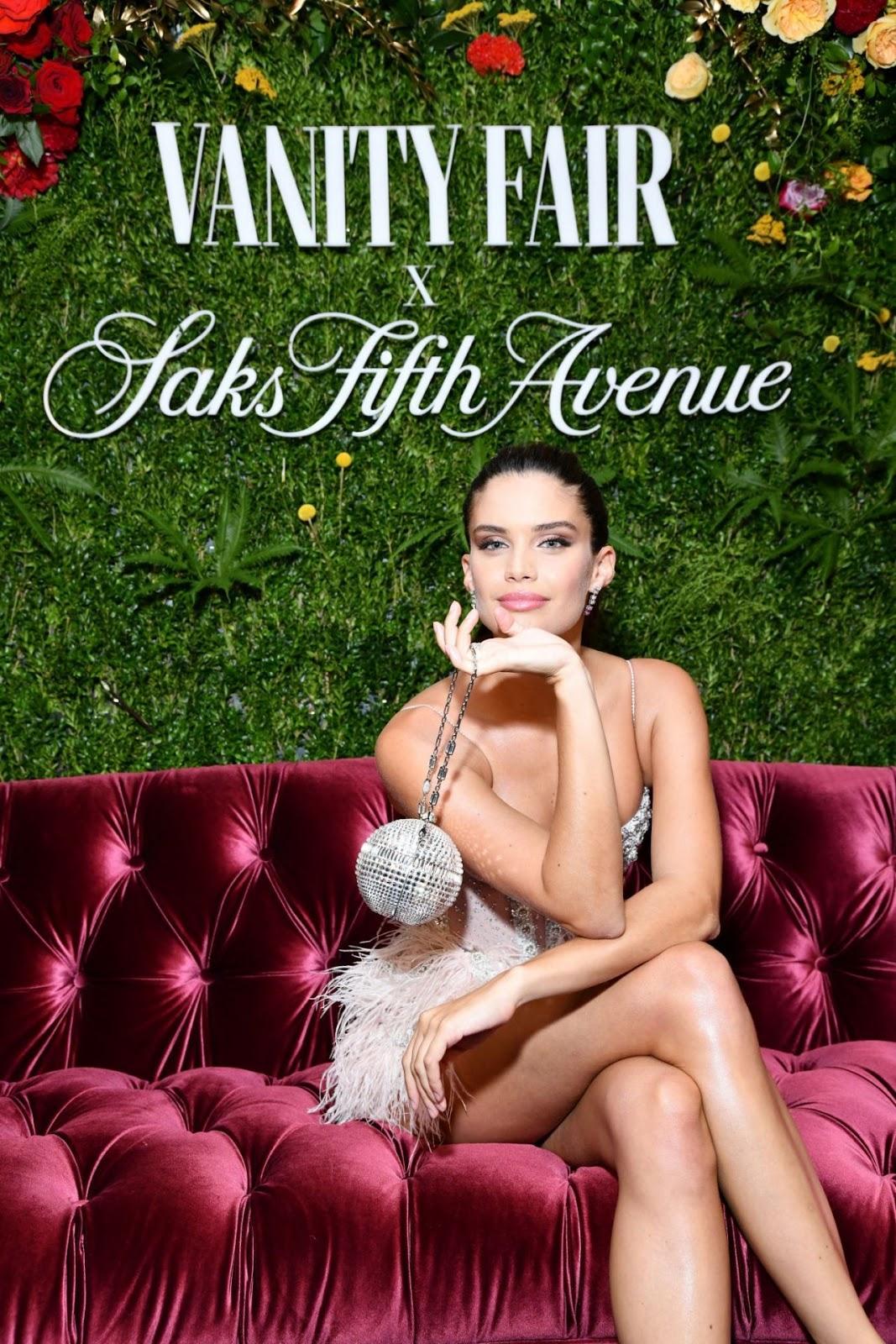 Сара Сампайо - Vanity Fair 2018