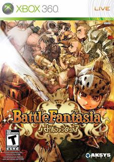 Battle Fantasia Xbox 360 Baixar