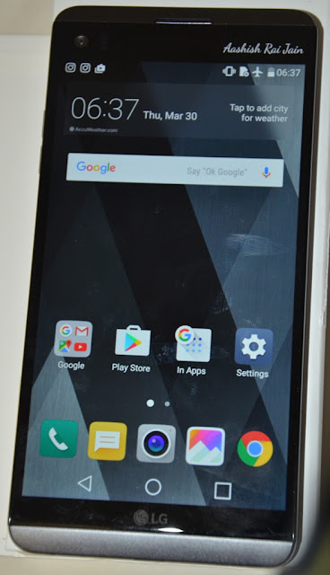 Product Review - @LGMobileSA V20 Android #Smartphone @LGSouthAfrica #PlayMore