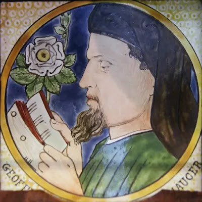 Chaucer's picture of contemporary life is minute, vivid and realistic.