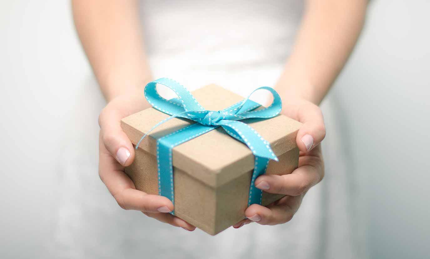 Как оригинально вручить подарок 5 идей для квестов