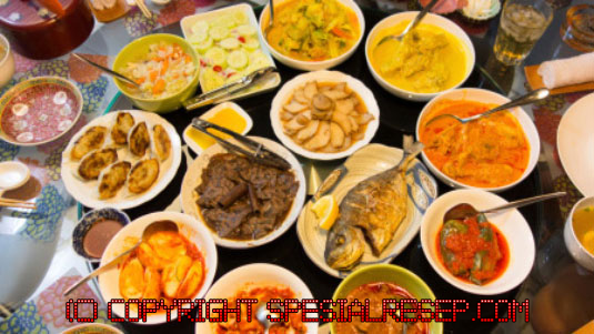 about spesial resep