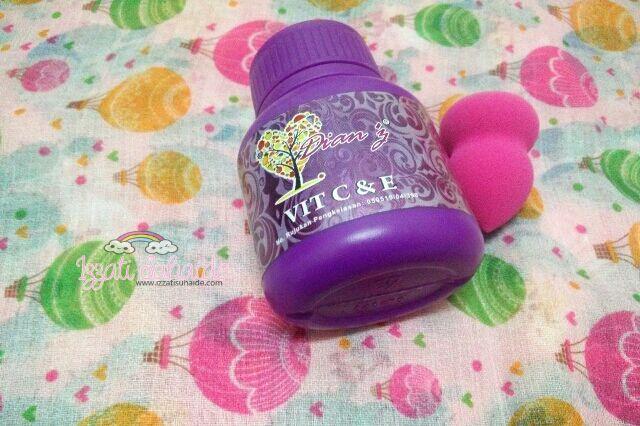 Hisap-Hisap Terus Cantik Dengan Dianz Vitamin C