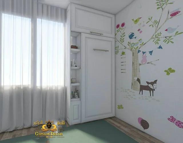 ديكور غرف نوم اطفال مودرن