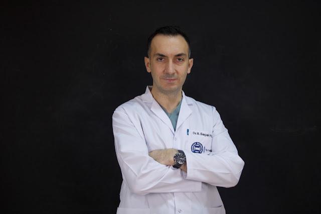 Doç. Dr. Bülent Saçak