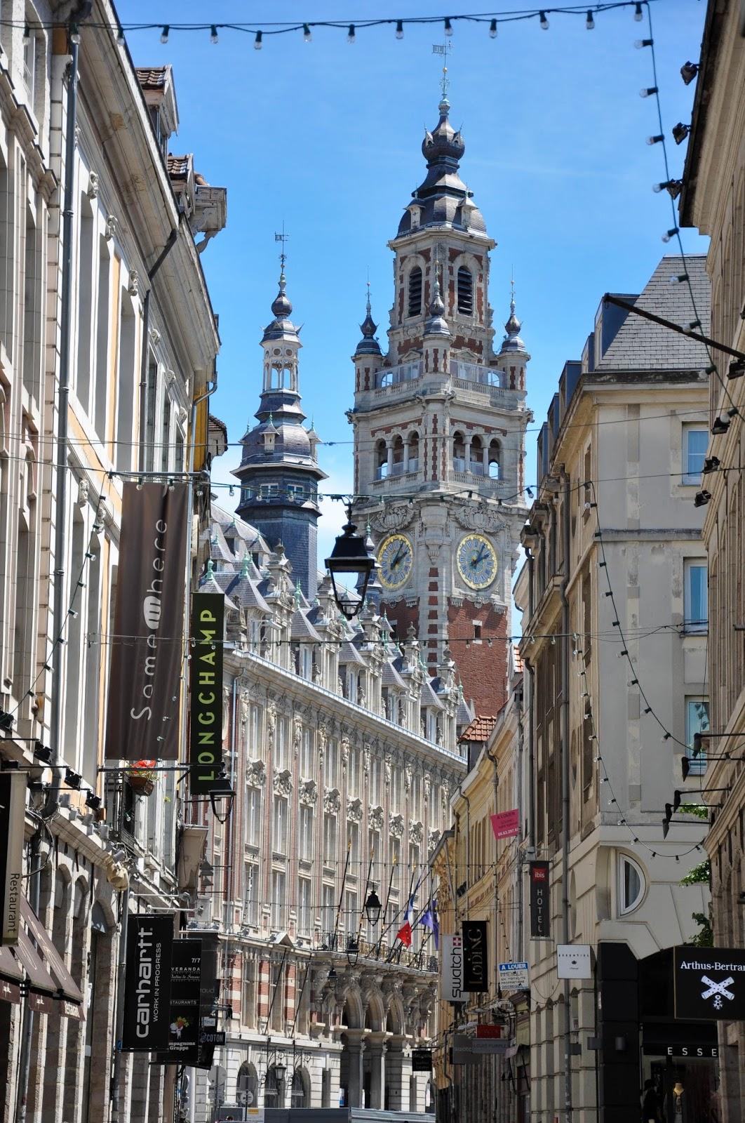 Clocktower, Lille, France
