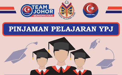 Permohonan Pinjaman YPJ 2018 Online (Yayasan Pelajaran Johor)