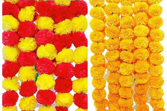 USE NAVRATRI DECORATION ITEMS - Durga Puja Image Home Decoration Ideas on This Navratri