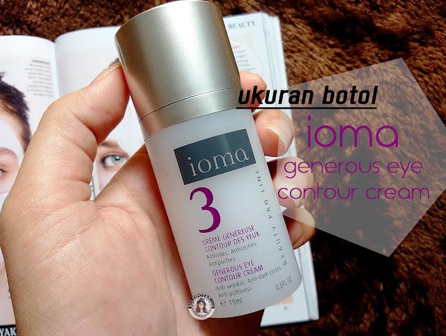 Review+IOMA+Generous+Eye+Countour+Cream