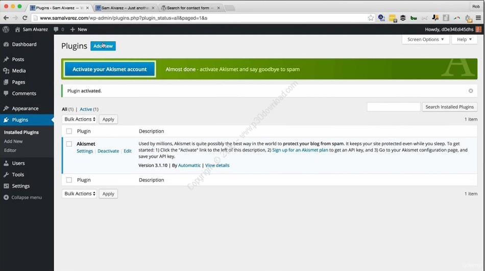Udemy Wordpress Beginner Website Creation And Web Design