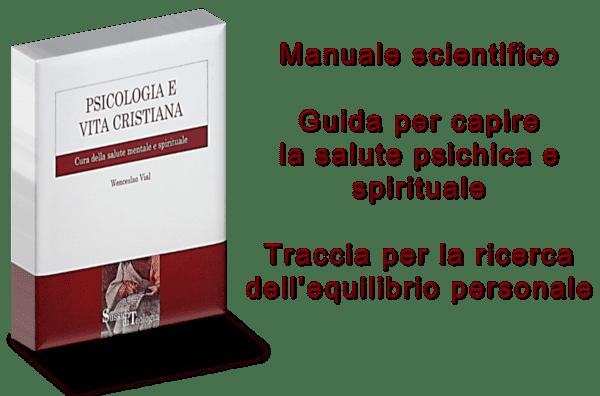Libro su psicologia e spiritualità