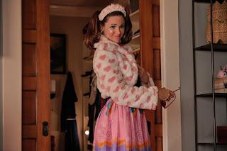 Jennifer Garner as a princess