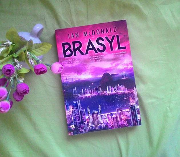Brasyl - Ian McDonald