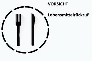 Lebensmittel-Rückruf