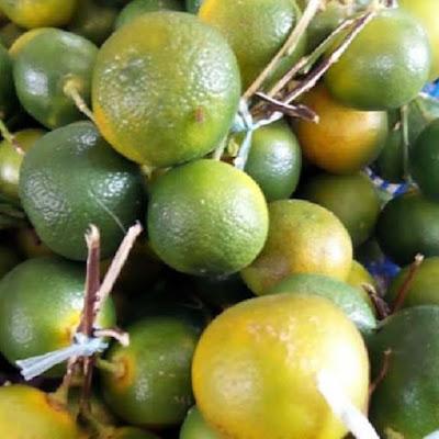 """Ambon, Malukupost.com - Sebagian besar warga Kota Ambon yang kebanyakan para kaum ibu yang berbelanja di pasar tradisional Mardika maupun pasar Batu merah, Kota Ambon, Maluku, terlihat mengeluh akibat buah lemon China yang selama ini dijadikan sumber asam utama untuk bumbu memasak kini bergerak naik melambung tinggi.  """"Lemon China sangat mahal, sudah keterlaluan, para pedagang menawarkan Rp10.000/tumpuk (10 buah), dan Rp20.000/tumpuk (17 buah), itupun kecil-kecil saja yang diperkirakan sedikit sari asam saja yang keluar apa bila diperas sebab buah lemon juga masih keras,"""" kata Grasya, ibu rumah tangga yang bermukim di kawasan Mangga dua, Kecamatan Nusaniwe yang ditemui saat menawarkan dua tumpuk lemon cina di Ambon, Minggu (5/11)."""