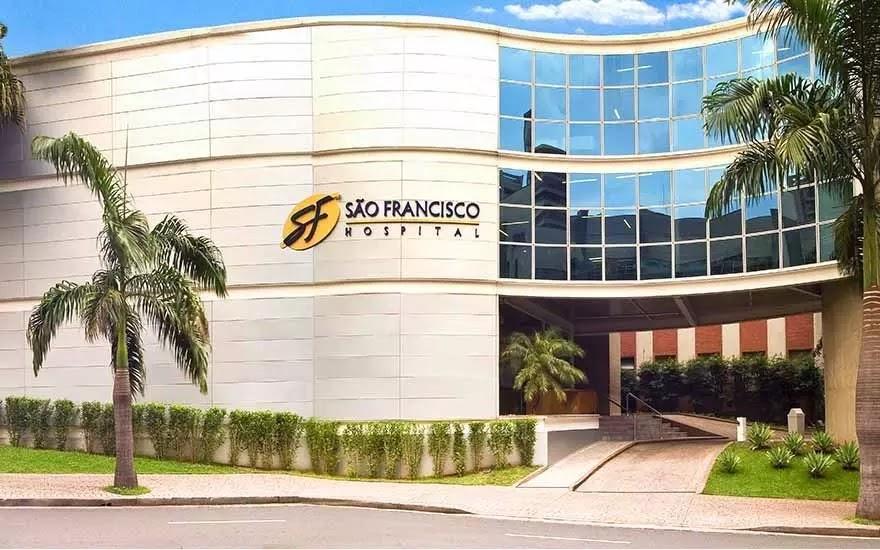 Hospital São Francisco Saúde empresa