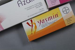 Efeitos secundários da mudança de pílula anticoncepcional