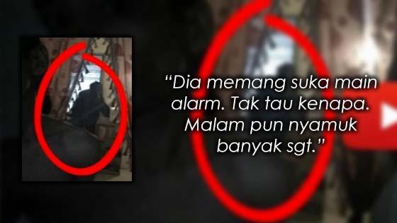 Rakaman Gangguan Makhluk Halus di Ulu Klang