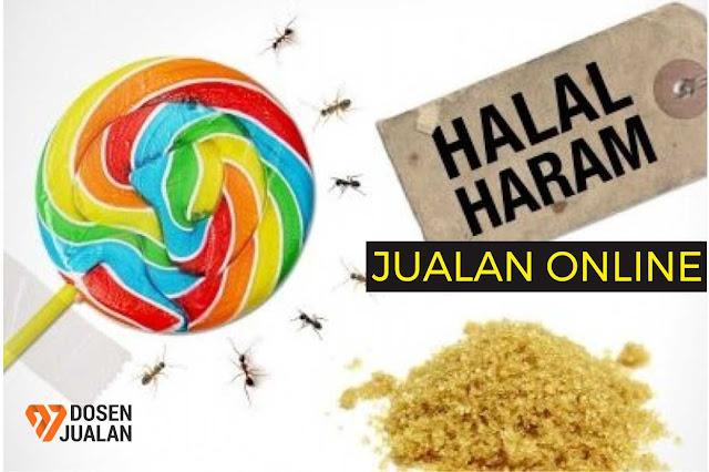 Halal Haram Jual Beli Online