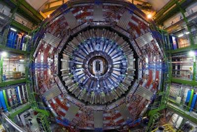 eltűnt a jel a nagy hadronütköztetőben
