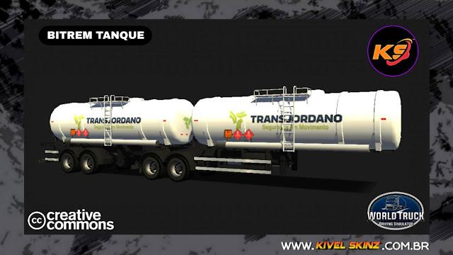 BITREM TANQUE - TRANSJORDANO TRANSPORTES