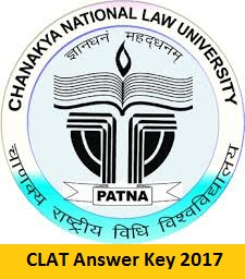 CLAT Answer Key 2017