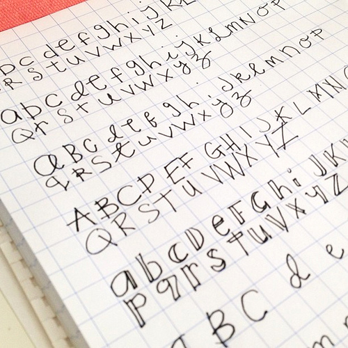 A Guide To Improve Your Handwriting Skills For Adults! - Heart ...