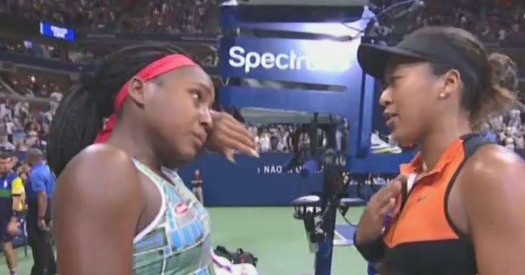 On Day 6 Of 2019 U.S. Open, World No. 1 Naomi Osaka Displays Exquisite Support For Young Phenom Opponent Coco Gauff