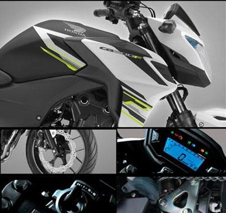 Review Honda CB500F